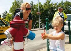 Nyilvános ivócsapok